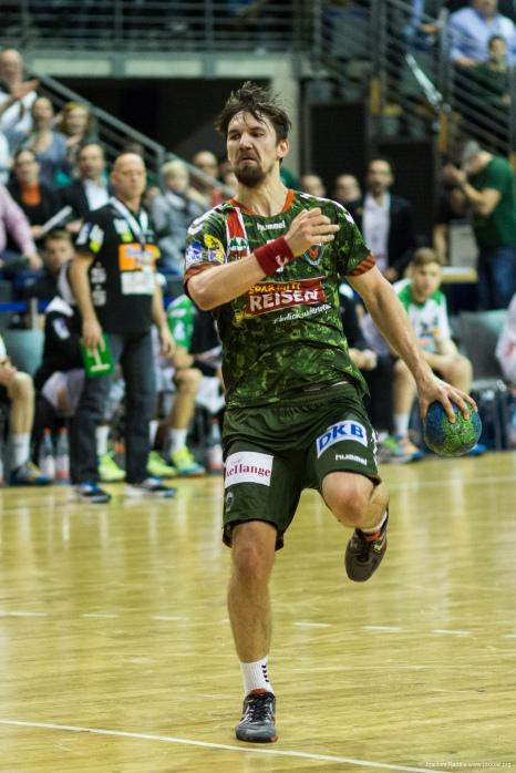 DKB Bundesliga Handball 23.12.2014 Füchse Berlin - Frisch Auf! Göppingen ,J.Radtke,www.pixxxel (77)