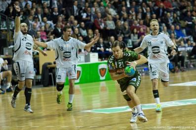 DKB Bundesliga Handball 11.02.2015 Füchse Berlin – GWD Minden (10)