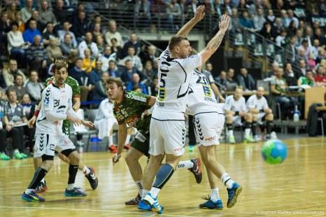 DKB Bundesliga Handball 11.02.2015 Füchse Berlin – GWD Minden (13)