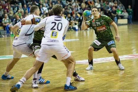 DKB Bundesliga Handball 11.02.2015 Füchse Berlin – GWD Minden (14)