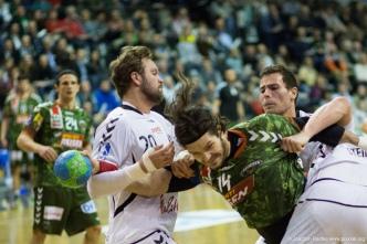 DKB Bundesliga Handball 11.02.2015 Füchse Berlin – GWD Minden (18)
