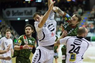 DKB Bundesliga Handball 11.02.2015 Füchse Berlin – GWD Minden (25)