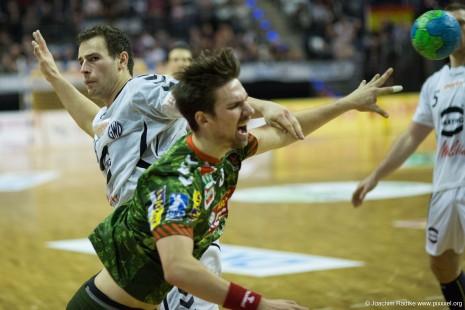 DKB Bundesliga Handball 11.02.2015 Füchse Berlin – GWD Minden (30)