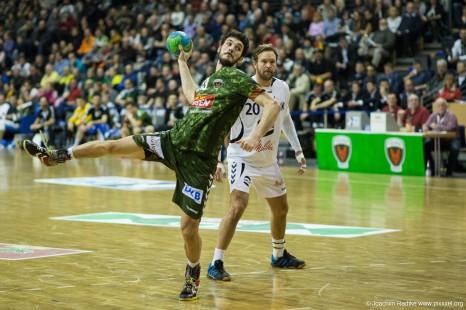 DKB Bundesliga Handball 11.02.2015 Füchse Berlin – GWD Minden (31)