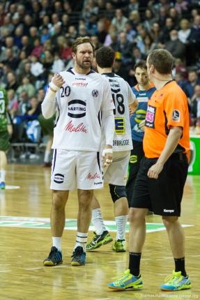 DKB Bundesliga Handball 11.02.2015 Füchse Berlin – GWD Minden (36)