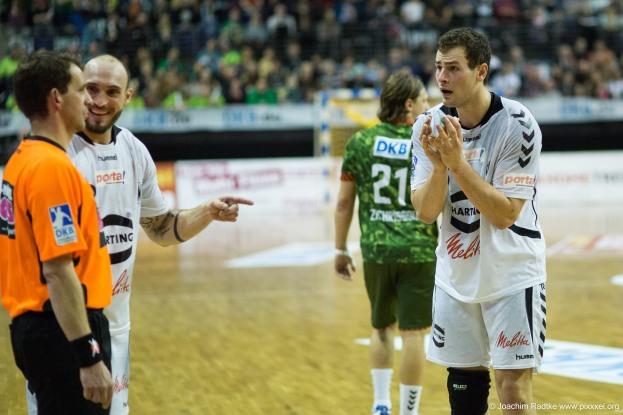 DKB Bundesliga Handball 11.02.2015 Füchse Berlin – GWD Minden (43)