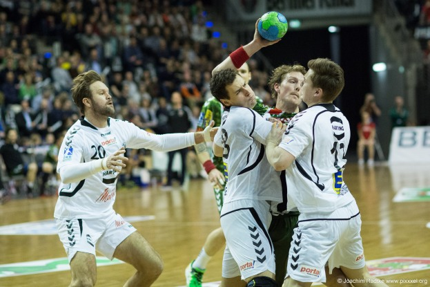 DKB Bundesliga Handball 11.02.2015 Füchse Berlin – GWD Minden (6)
