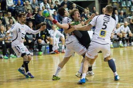 DKB Bundesliga Handball 11.02.2015 Füchse Berlin – GWD Minden (7)